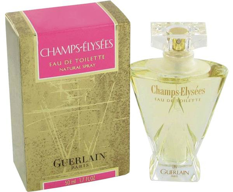 Champs Elysees by Guerlain Edp Sp 2.5 oz