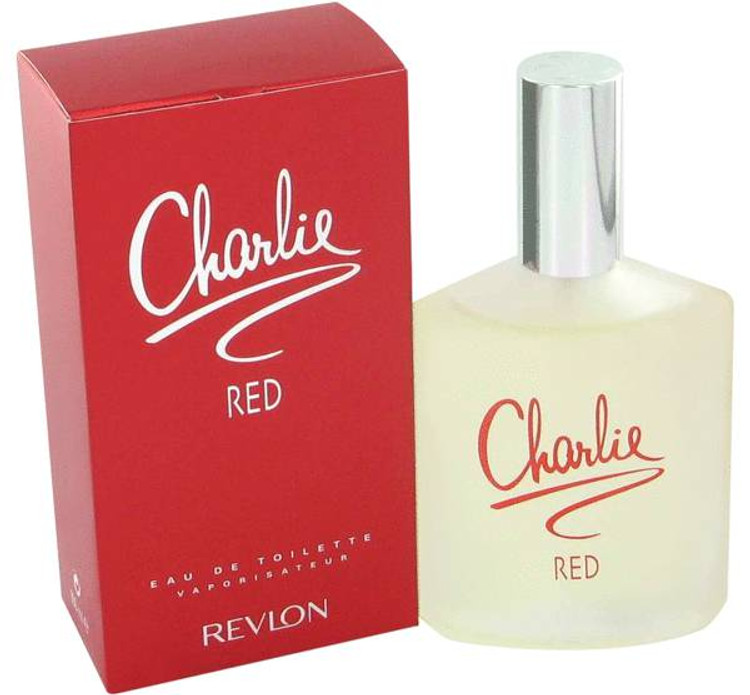 Charlie Red by Revlon For Women Edt Sp 3.3 oz