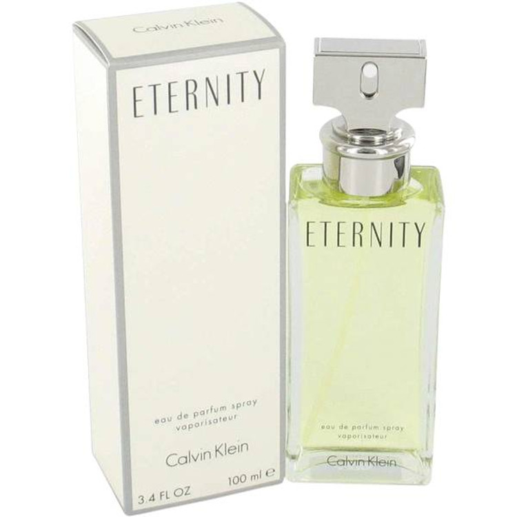 Eternity by Calvin Klein Edp SP 3.4 oz