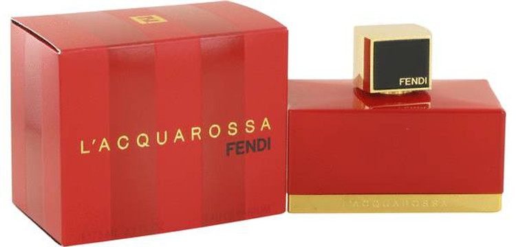 Fendi L'Acqurarossa For Women by Fendi Edp Sp 2.5 oz