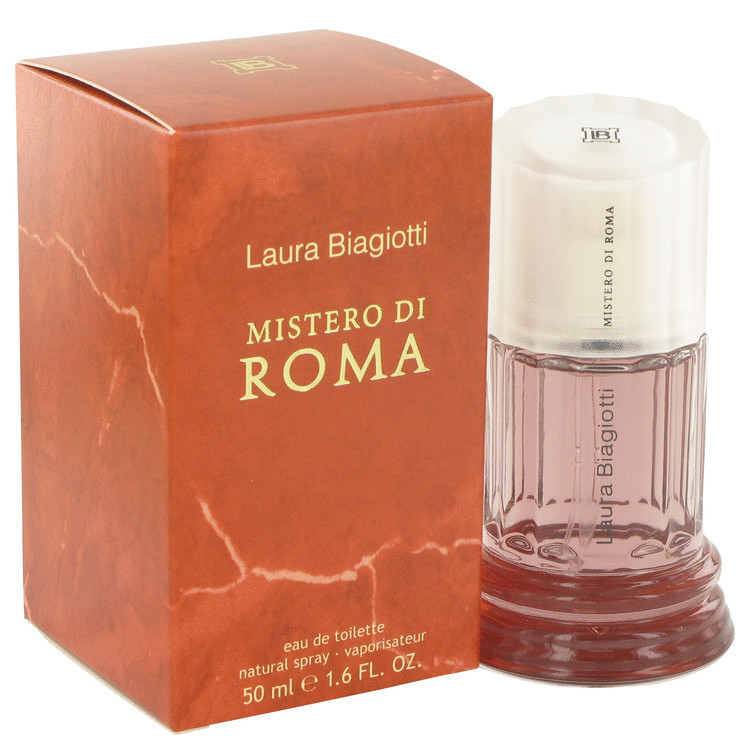 Laura B. Misterio Di Roma Edt Spray 1.7 oz
