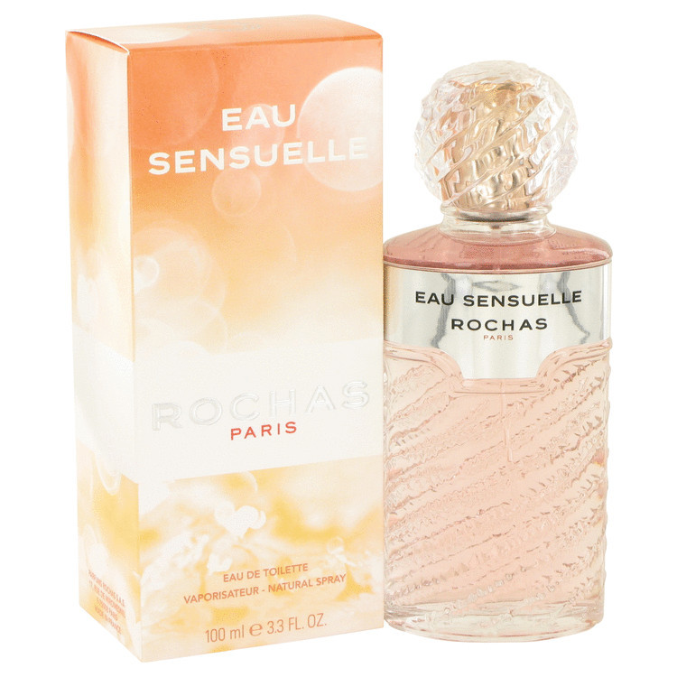 Eau Sensuelle by Rochas for Women Eau De Toilette Spray 1.7 oz