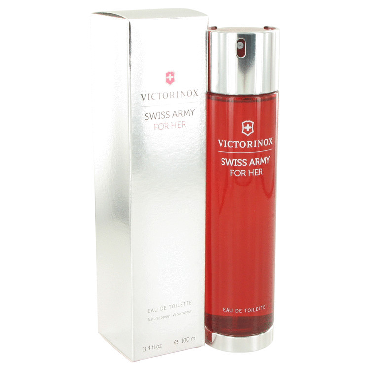 Swiss Army 3.4oz Edt Sp