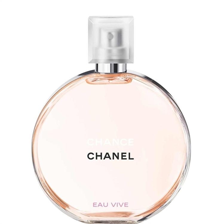 Chanel Chance Eau Vive Eau de Toilette Spray 3.4 oz.