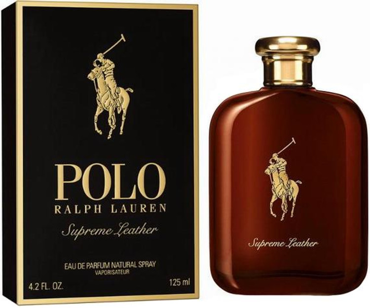 Ralph Lauren Polo Supreme Leather Edt Spray 4.2 oz