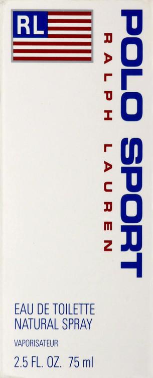 Ralph Lauren Polo Sport Eau de Toilette Spray for Men - 2.5 fl oz bottle