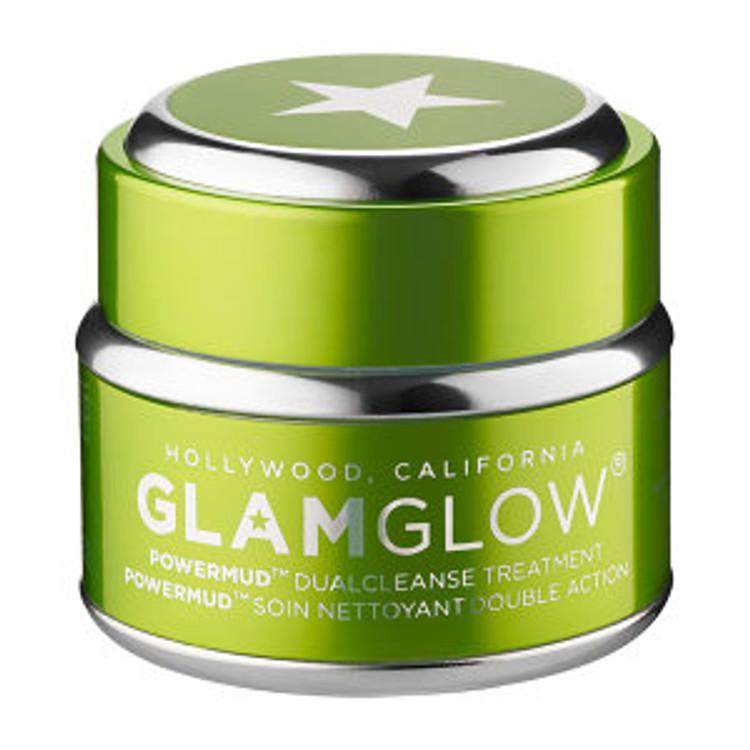 Glamglow Power Mud Dual Cleanse Treatment 1.7 fl oz jar