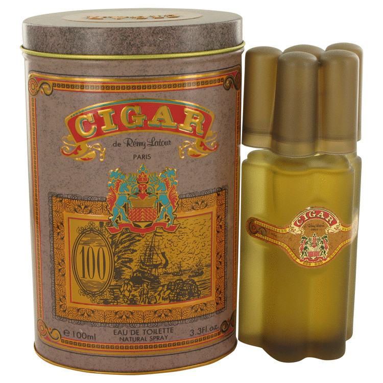 CIGAR by Remy Latour 3.4 oz EDT Men's Spray