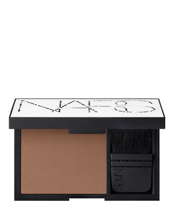 NARS Algorithm Laguna Bronzing Powder Palette with Mini Brush 0.24 oz