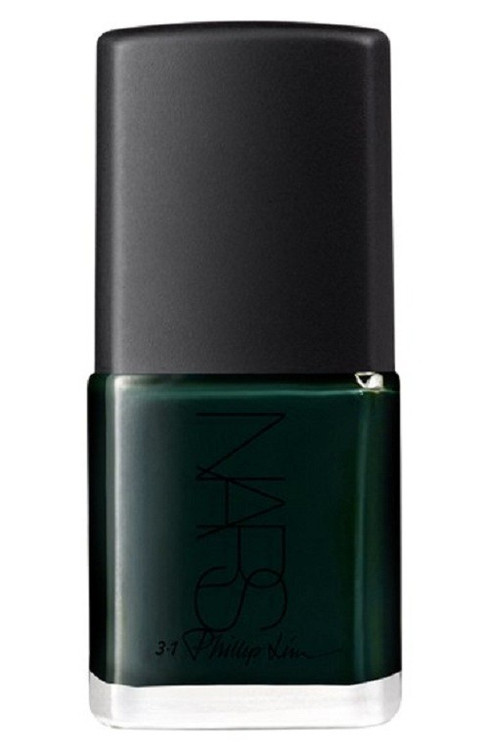 NARS 3.1 Philip Lim Nail Polish Shutter 0.25 oz Deep Green