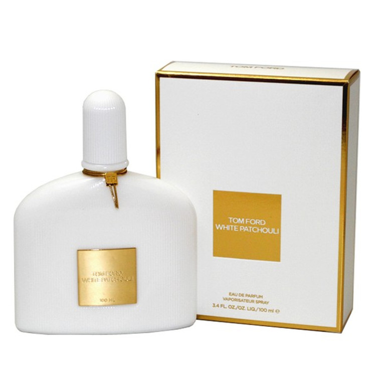 White Patchouli by Tom Ford Eau De Parfum Spray 3.4 oz-100 ml-Women