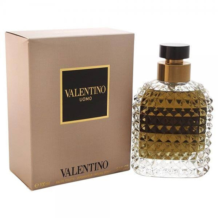 Valentino Uomo Eau De Toilette Spray for Men