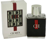 Ch-Carolina Herrera Cologne for Men by Carolina Herrera Edt Spray 3.4 oz