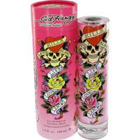 Womens ED Hardy Perfume by Christain Audigier Edp Spray 3.4 oz