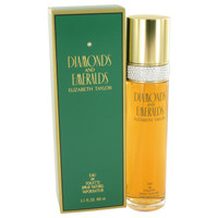 Diamonds & Emeralds Perfume Womens by Elizabeth Taylor Edt Spray 3.3 oz