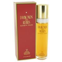 Diamonds & Rubies Women Perfume by Elizabeth Taylor Edt Spray 3.3 oz