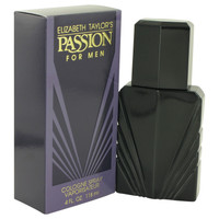 Passion for Men Cologne by Elizabeth Taylor Edc Spray 4.0 oz