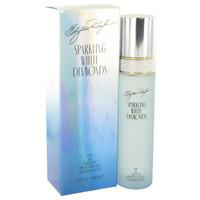 Sparkling White Diamonds Perfume by Elizabeth Taylor Edt Spray 3.3 oz