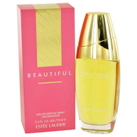 Beautiful Womens Perfume by Estee Lauder Edp Spray 2.5 oz