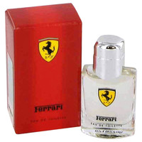 Mens Ferrari Red Cologne by Ferrari Edt Spray 4.2 oz