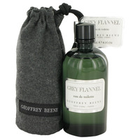 Grey Flannel Cologne by Geoffrey Beene for Men Edt Spray 4.0 oz