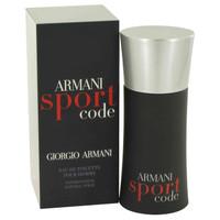 Armani Code Sport for Men Cologne by Giorgio Armani Edt Spray 1.7 oz
