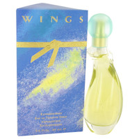 Wings Perfume Womens by Giorgio Beverly Hills Edt Spray 1.7 oz
