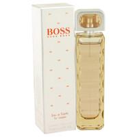 Boss Orange Womens Perfume by Hugo Boss Edt Spray 2.5 oz
