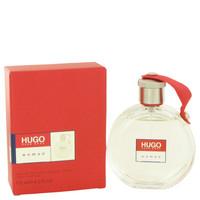 Hugo Womens Perfume by Hugo Boss Edt Spray 4.2 oz