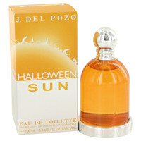 Halloween Sun Womens Perfume by Jesus Del Pozo Edt Spray 3.4 oz