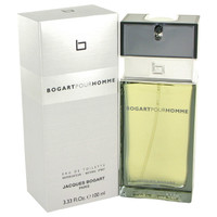 Bogart Pour Homme Mens Cologne by Jacques Bogart Edt Spray 3.4 oz