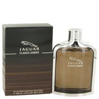 Mens Jaguar Amber Cologne by Jaguar Edt Spray 3.4 oz