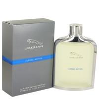 Jaguar Classic Motion Cologne for Men by Jaguar Edt Spray 3.4 oz