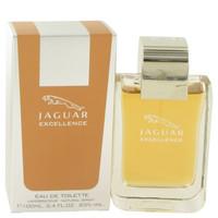 Jaguar Excellence Cologne for Men by Jaguar Edt Spray 3.4 oz