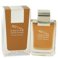 Jaguar Excellence Intense for Men by Jaguar Edp Spray 3.4 oz