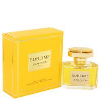 Womens Sublime Perfume by Jean Patou Edt Spray 1.7 oz