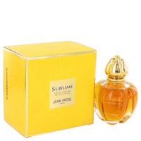 Womens Sublime Perfume by Jean Patou Edp Spray 1.7 oz