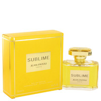 Sublime for Womens Perfume by Jean Patou Edp Spray 2.5 oz