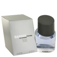 Sander Cologne by Jil Sander for Men Edt Spray 4.2 oz