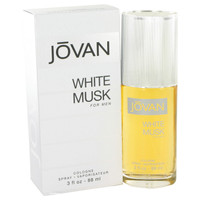 Jovan White Musk Cologne for Men by Jovan Edc Spray 3.0 oz