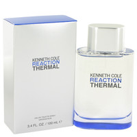Thermal Reaction Cologne for Men by Kenneth Cole Edt Spray 3.4 oz