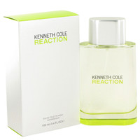 Kenneth Cole Reaction Cologne for Men by Kenneth Cole Edt Spray 3.4 oz