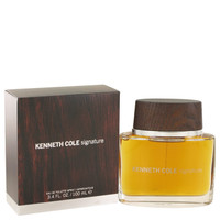 Kenneth Cole Signature for Men Cologne by Kenneth Cole Edt Spray 3.4 oz