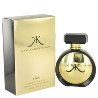 Kim Kardashian Gold Women Perfume by Kim Kardashian Edp Spray 3.4 oz