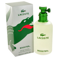 Booster Cologne for Men by Lacoste Edt Spray 4.2 oz