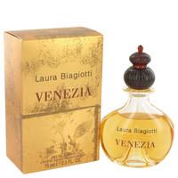 LAURA BIAGIOTTI  VENEZIA Perfume for Wmoen EDP SP 2.5oz