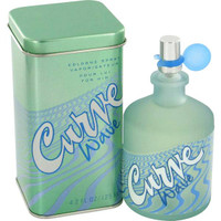 Curve Wave by Liz Claiborne For Men EDC Spray 4.2 oz