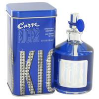 Curve Kicks by Liz Claiborne For Men EDC Spray 4.2 oz