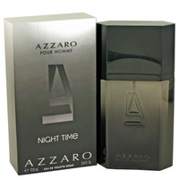 NIGHT TIME By Loris Azzaro Mens 3.4oz EDT SP