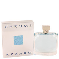 AZZARO CHROME By Loris Azzaro For Men 3.4oz EDT SP..